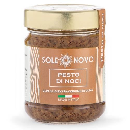 PESTO DI NOCI - 190gr