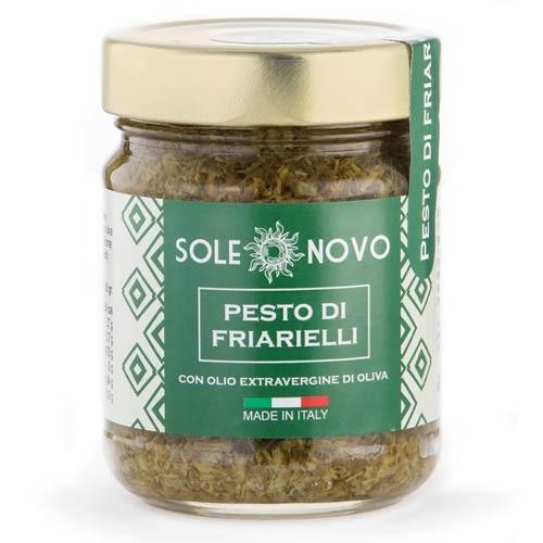 PESTO DI FRIARIELLI - 190gr