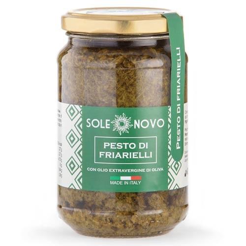 PESTO DI FRIARIELLI - 350gr