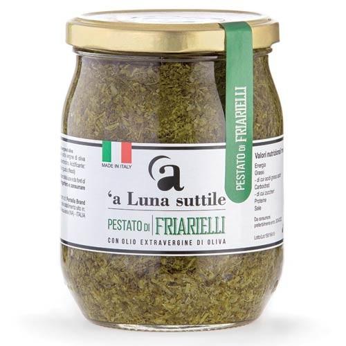 PESTO DI FRIARIELLI - 550gr