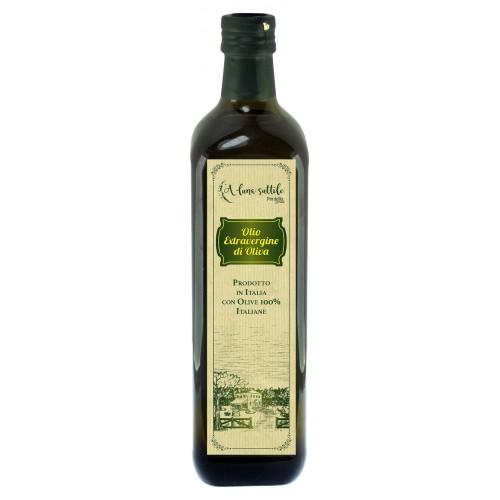 OLIO EXTRA VERGINE DI OLIVA gusto delicato 75 cl